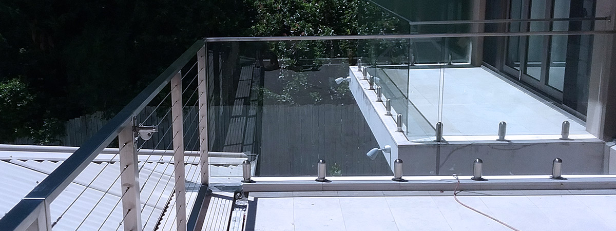 Stainless Steel Handrails, balustrades fabrication